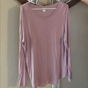Old Navy tunic pink